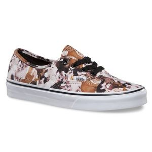 Vans ASPCA Kitty Cat Sneakers Size 8.5